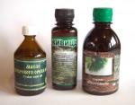 Живица, сиропы, кедровое масло